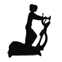 Elliptical Trainer Silloute